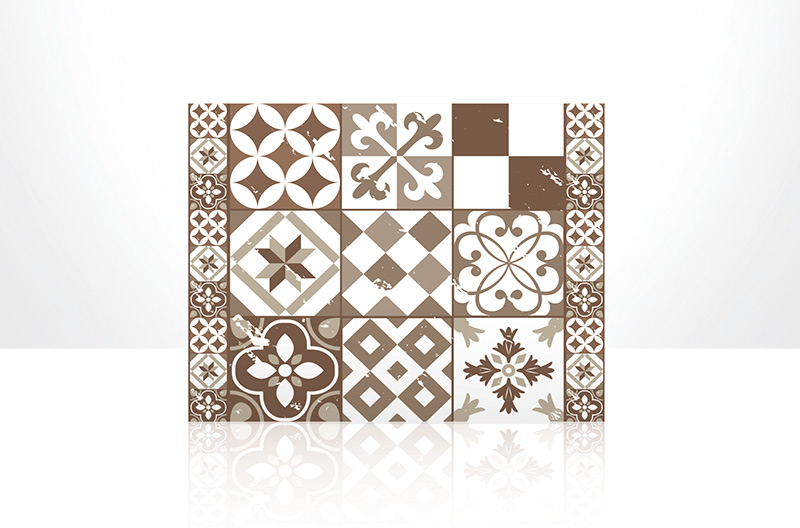 SINAHIA - Image aperçu crédence motifs MO10005