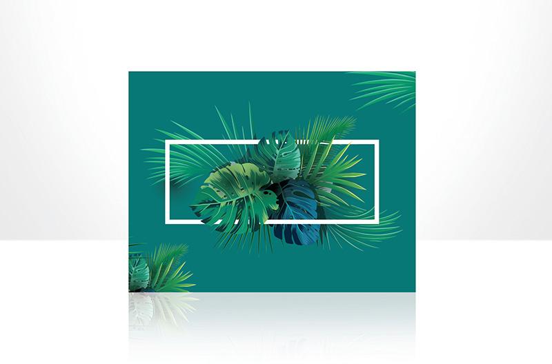 SINAHIA - Image aperçu crédence vegetaux VE40001